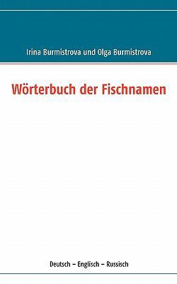 Worterbuch Der Fischnamen 9783842359024