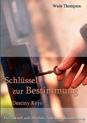 Schl Ssel Zur Bestimmung 9783842360334