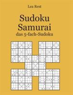 Sudoku Samurai 9783842370289