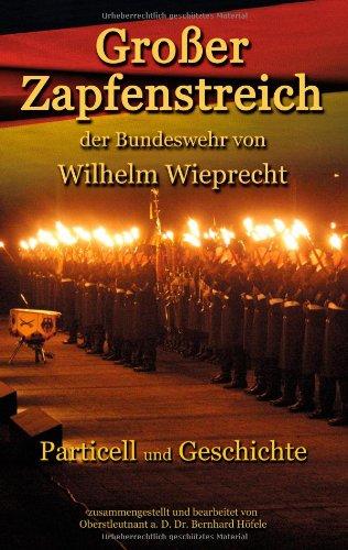 Gro Er Zapfenstreich 9783842379251