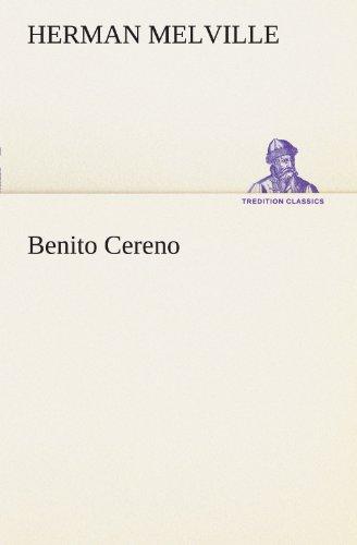 Benito Cereno 9783842409477