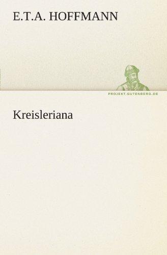 Kreisleriana 9783842468771