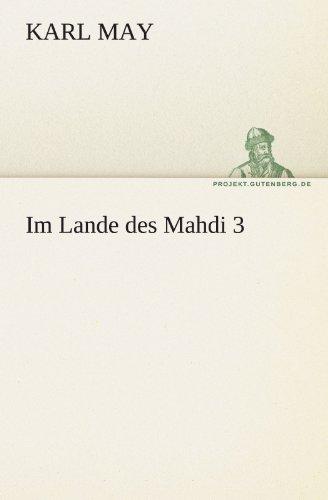 Im Lande Des Mahdi 3 9783842469853