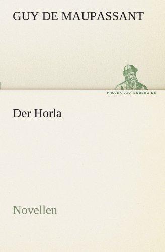 Der Horla 9783842491878