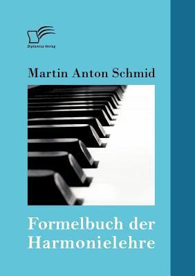 Formelbuch Der Harmonielehre 9783842879478