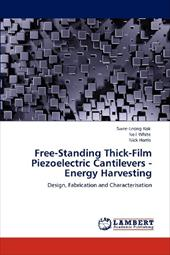 Free-Standing Thick-Film Piezoelectric Cantilevers -Energy Harvesting 18823416