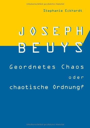 Joseph Beuys 9783844821628