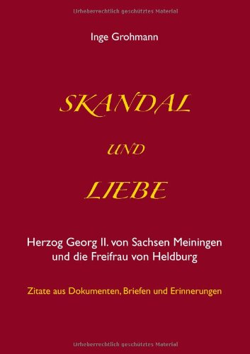 Skandal Und Liebe 9783844830248
