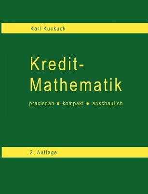 Kredit - Mathematik 9783844884920