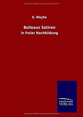 Boileaus Satiren (German Edition)