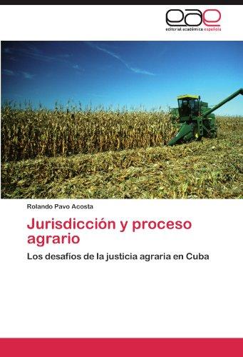 Jurisdicci N y Proceso Agrario 9783846562536