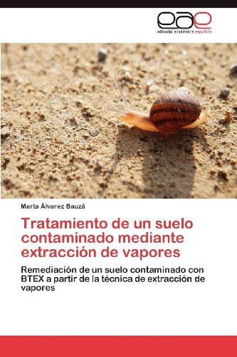 Tratamiento de Un Suelo Contaminado Mediante Extracci N de Vapores 9783846566022