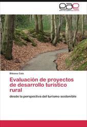 Evaluaci N de Proyectos de Desarrollo Tur Stico Rural 16900094