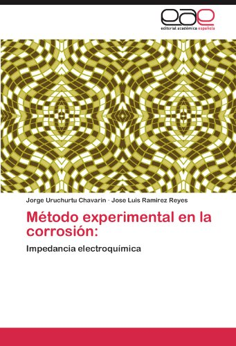 M Todo Experimental En La Corrosi N 9783846575468
