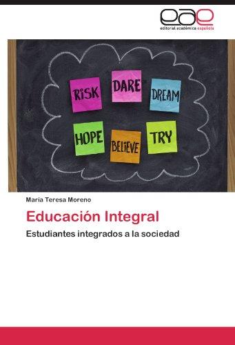Educaci N Integral