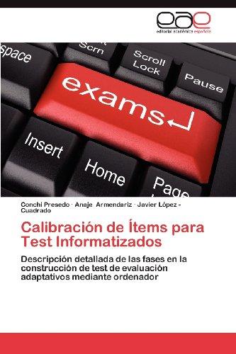 Calibraci N de Tems Para Test Informatizados 9783846576496