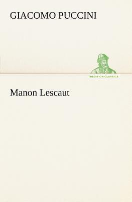 Manon Lescaut 9783847293248