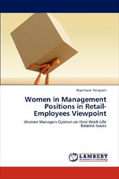 Women in Management Positions in Retail-Employees Viewpoint 18371214