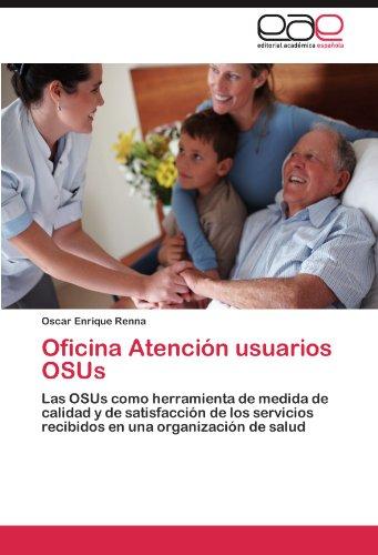 Oficina Atenci N Usuarios Osus 9783847351412