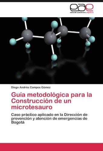 Gu a Metodol Gica Para La Construcci N de Un Microtesauro 9783847358664