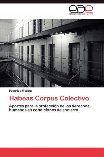 Habeas Corpus Colectivo 9783847362067