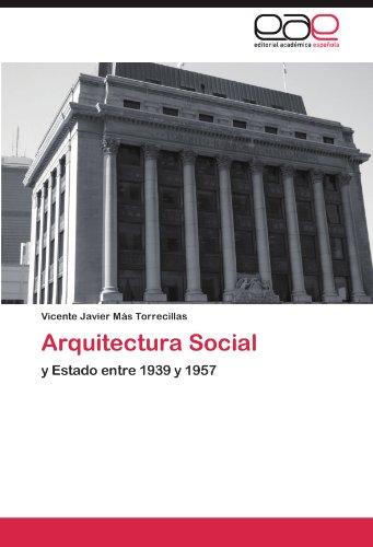 Arquitectura Social 9783847365129