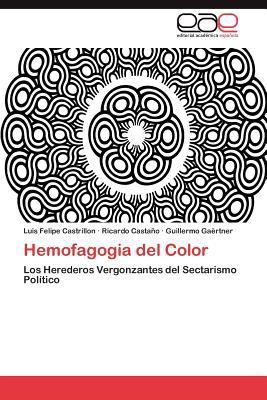 Hemofagogia del Color 9783847368243