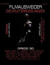 Filmausweider - Das Splattermovies Magazin - Ausgabe 3 - Dredd 3D, Wrong Turn 5, Tall Men, Smiley, Cockneys Vs Zombies, Universal 20744463