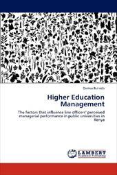 Higher Education Management 18823908
