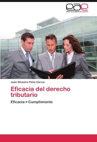 Eficacia del Derecho Tributario 9783848456505