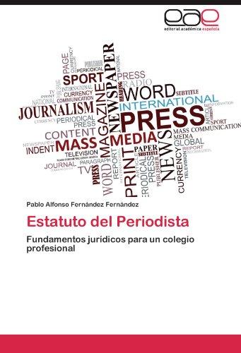 Estatuto del Periodista 9783848461141