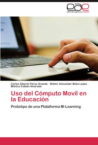 USO del C Mputo Movil En La Educaci N 9783848462605