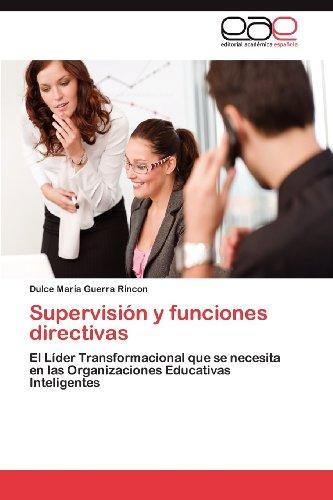 Supervisi N y Funciones Directivas 9783848462933