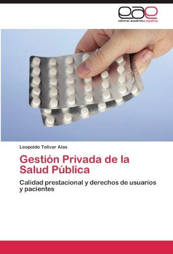 Gesti N Privada de La Salud P Blica 9783848464890