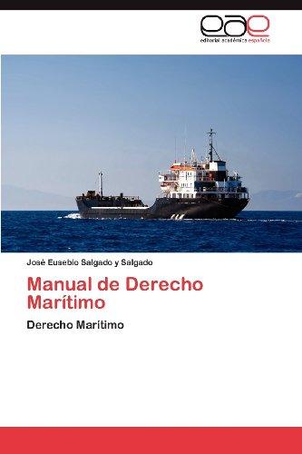 Manual de Derecho Mar Timo 9783848465163