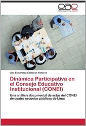 Din Mica Participativa En El Consejo Educativo Institucional (Conei) 19229469