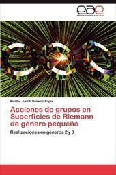 Acciones de Grupos En Superficies de Riemann de G Nero Peque O 18996165