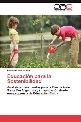 Educaci N Para La Sostenibilidad 9783848468645