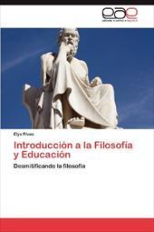 Introducci N a la Filosof A Y Educaci N 18824535