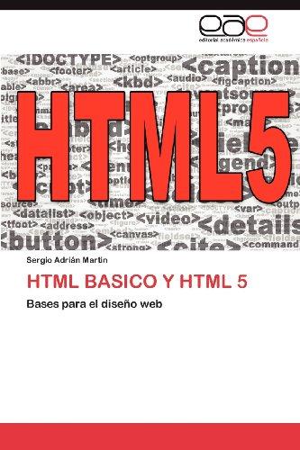 HTML Basico y HTML 5 9783848470389