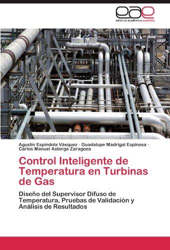 Control Inteligente de Temperatura En Turbinas de Gas 9783848470945