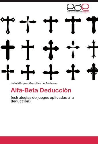 Alfa-Beta Deducci N 9783848472116