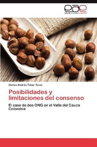 Posibilidades y Limitaciones del Consenso 9783848474837