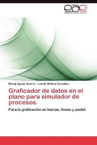 Graficador de Datos En El Plano Para Simulador de Procesos. 9783848477326