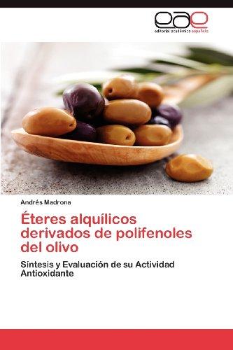 Teres Alqu Licos Derivados de Polifenoles del Olivo 9783848478101