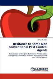 Resitance to Some Non Conventional Pest Control Agents 18824978