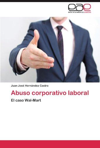 Abuso Corporativo Laboral 9783845497976