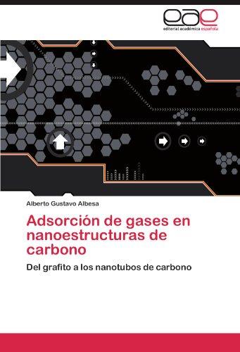 Adsorci N de Gases En Nanoestructuras de Carbono 9783846576250