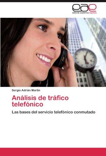 An Lisis de Tr Fico Telef Nico 9783846570951