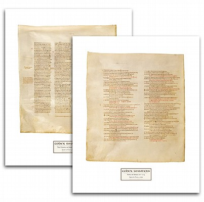 Codex Sinaiticus: The World's Oldest Bible 0853840001269
